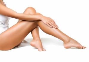 depilacja nogi